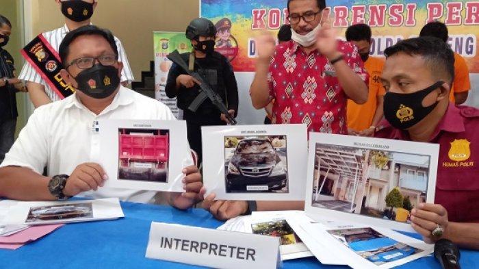 Ditangkap dari 'Kampung Narkoba' Tatanga, Polisi Sita Aset Raja Sabu Palu Senilai Rp 10 M