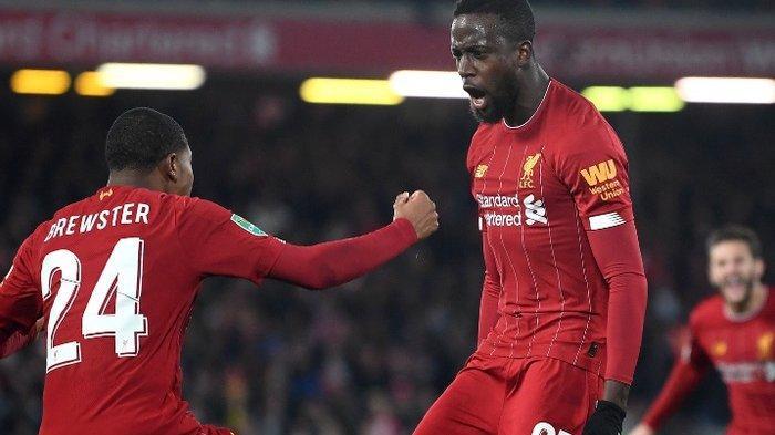 Hasil Piala Liga Inggris - Liverpool Tumbangkan Arsenal Lewat Adu Penalti Usai Main Imbang 5-5