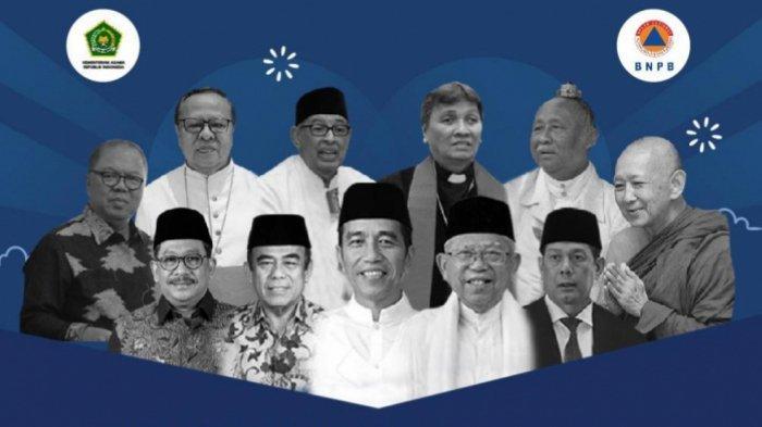 Sederet Tokoh Lintas Agama Turut Hadiri 'Doa Kebangsaan dan Kemanusiaan' pada Kamis 14 Mei 2020