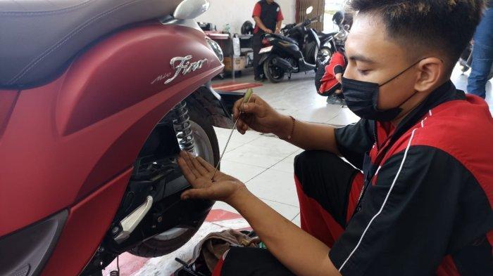 Jangan Sampai jadi Masalah saat Berkendara, Kenali Fungsi Oli Gear di Motor Skutik Yamaha