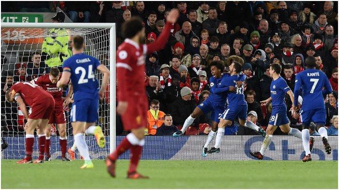 Live Streaming Liverpool vs Manchester City via HP, atau TV Online: Saksikan di NET TV dan Mola TV