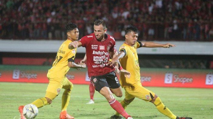 Update Klasemen Liga 1 2019, Bali United Selangkah Lagi Kunci Juara Paruh Musim
