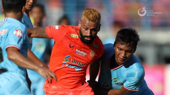 Hasil Liga 1 2020 Pekan 3: Borneo Kalahkan Persela, Persipura Ungguli Persebaya di Laga 7 Gol