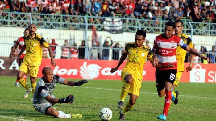 Live Streaming & Jadwal Piala Menpora 2021 Hari Ini, Grup C: Persik Vs PSS, Persela vs Madura United