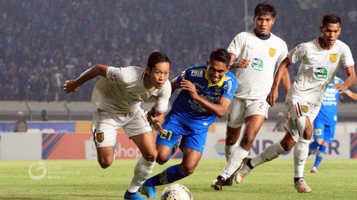 Persib Bandung Evaluasi Latihan Mandiri Pemain, Minggu Depan Mulai Latihan Baru