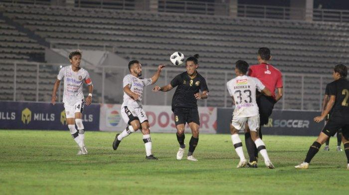 Jadwal Terbaru Liga 1 2021/2022: Bali United Vs Persik Kediri Jadi Laga Pembuka di SUGBK Jumat Malam