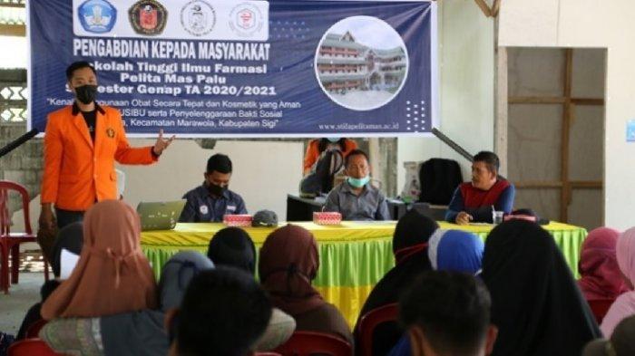 Hari sabtu, 29 Mei 2021 segenap dosen STIFA Pelita Mas Palu dan beberapa Mahasiswa melaksanakan Pengabdian Kepada masyarakat (PKM) yang bertempat di kantor Desa Beka dan dihadiri oleh masyarakat/peserta dan Kepala Desa beserta jajarannya.