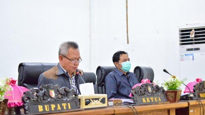 Besok, Bupati Sigi Akan Paparkan Pengajuan Dua Ranperda di DPRD