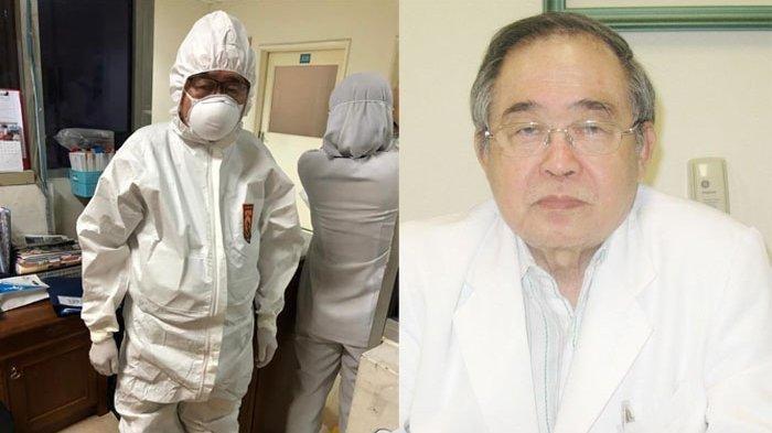 Fakta Handoko Gunawan, Dokter Berusia Lanjut yang Tangani Virus Corona, Sempat Trending di Twitter