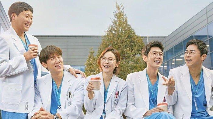 Drama Korea 'Hospital Playlist' Borong Nominasi di Seoul Music Awards untuk Kategori OST