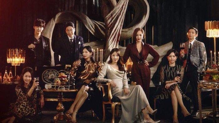 Daftar Pemenang SBS Drama Awards 2020: 'The Penthouse' Borong 9 Piala dari 4 Kategori
