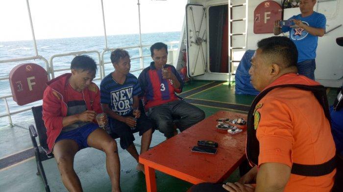 Hari ke-4 Pencarian Korban Karamnya KLM Garuda Jaya, Dua Penumpang Ditemukan Selamat