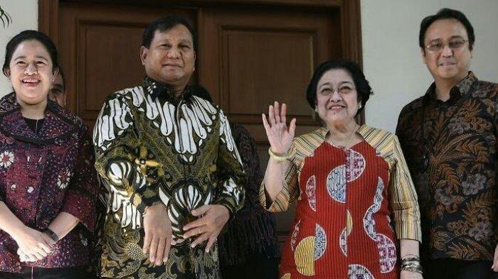 Pro Mega Center Wacanakan Duet Megawati-Prabowo, Gerindra: Jangan Buat Suasana Tak Kondusif