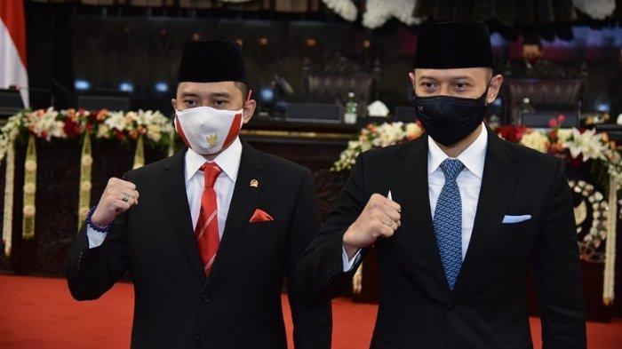Ibas Yudhoyono Berulang Tahun ke-40, AHY Beri Ucapan: Welcome to The Club, Bro!