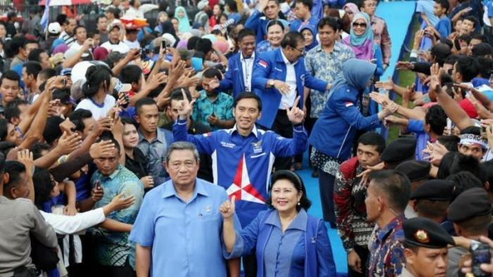 SBY Tawari Ani Jadi Ketua, GPS: Kan Lucu, Ketua Majelis Bapak, Ketua Umum Ibu, Sekjen Anak