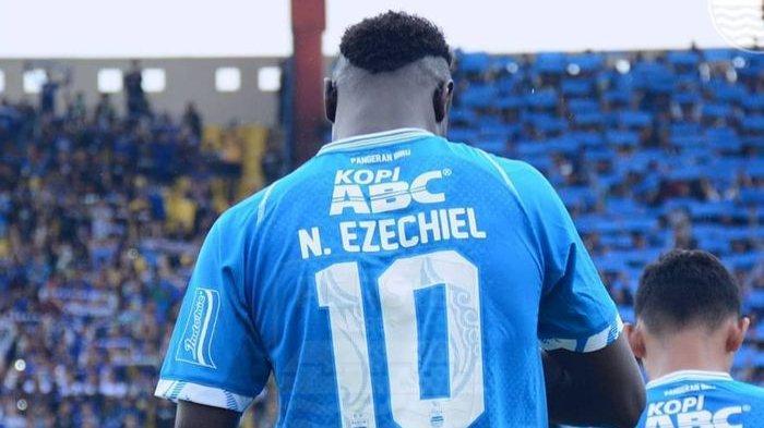 Ezechiel Ndouassel Bergabung ke Bhayangkara FC,Tak Boleh Dimainkan Saat Melawan Persib Bandung