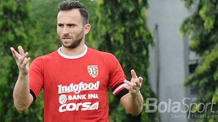 Shin Tae-yong Panggil 5 Pemain Perkuat Timnas Indonesia, Ada Striker Bali United, Ilija Spasojevic