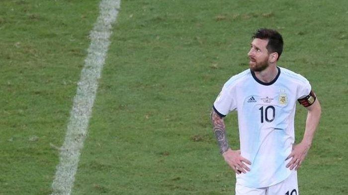 Hasil Copa America 2019, Argentina Lolos ke Perempatfinal, Terhindar dari Brasil
