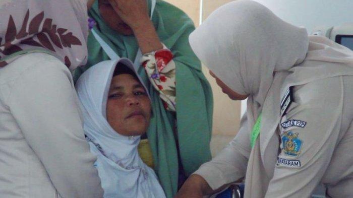 Gagal Naik Haji karena Hamil, Emawati Malu Pulang Kampung ke Lombok