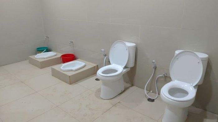 Respons Viralnya Toilet Tanpa Sekat di Stasiun Ciamis, PT KAI Kini Sudah Pasangi Pembatas