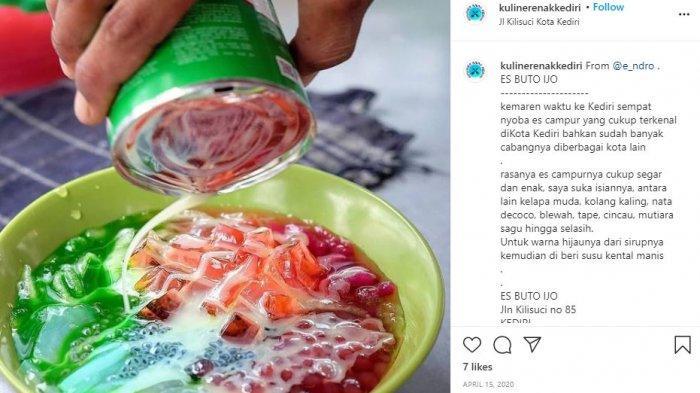 Ide Bisnis Rumahan: Es Buto Ijo, Minuman Viral yang Mudah untuk Dibuat Sendiri