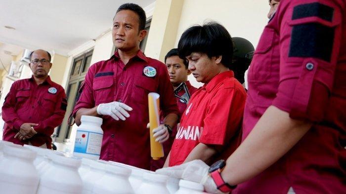 'Disambi' Jualan 'Paket Hemat' Sabu dan Ekstasi, Penjual Es Puter di Semarang Terancam Hukuman Mati
