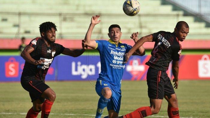 Link Live Streaming Big Match Liga 1 Hari Ini: Persipura Vs PS Tira-Persikabo, Kickoff 15.30 WIB