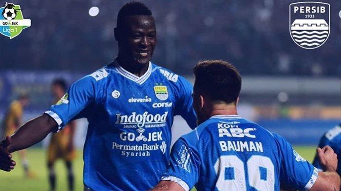 Persib Bandung Tutup Kampanye Liga 1 Musim Ini dengan Pesta Gol, Ezechiel Cetak Quad-trick