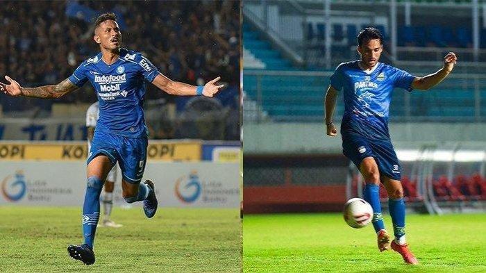 Sorotan Tajam untuk Dua Striker Persib, Sang Mantan Malah Puncaki Top Skor Sementara Liga 1 2021
