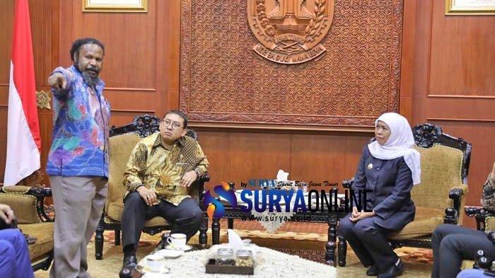 Selain Risma, Fadli Zon dan Rombongan DPR Juga Ditolak Temui Mahasiswa Papua di Asrama Surabaya
