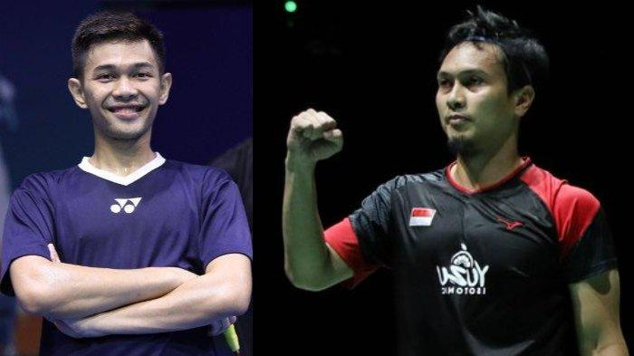 Link Live Streaming Badminton Asia Team Championships 2020: Pasangan Baru Ahsan/Fajar Lawan Malaysia