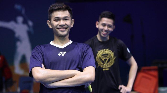 Lawan Malaysia di Final SEA Games 2019, Fajar/Rian Ingin Obati Luka Gagal ke Guangzhou