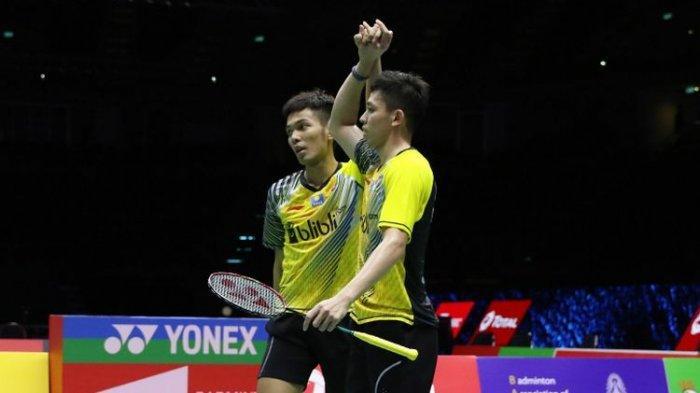 Hasil Korea Open 2019: Berjuang di Laga Ketat Lawan Duo Menara, Fajar/Rian Menuju Final!