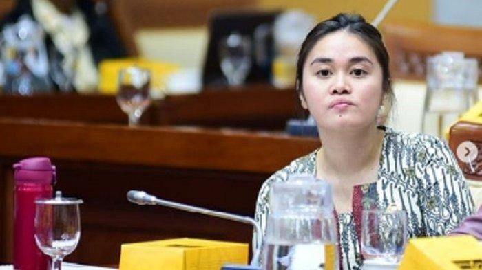 Sosok Farah Puteri Nahlia, Anggota DPR Termuda Penetang Rencana Alutsista Prabowo