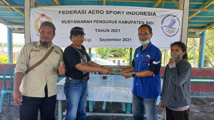 FASI Sigi Dipimpin Amir Mahmud, Target Jadi Tuan Rumah Kejurnas