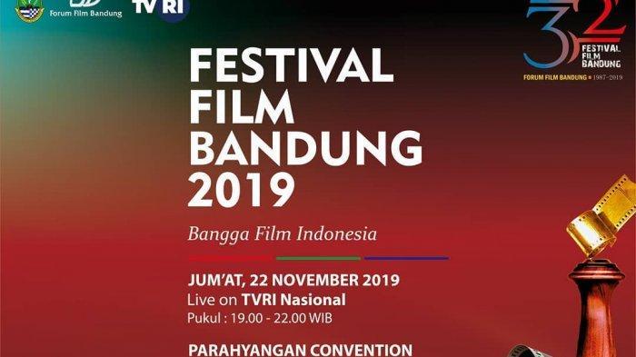 Daftar Lengkap Pemenang Piala Festival Film Bandung 2019