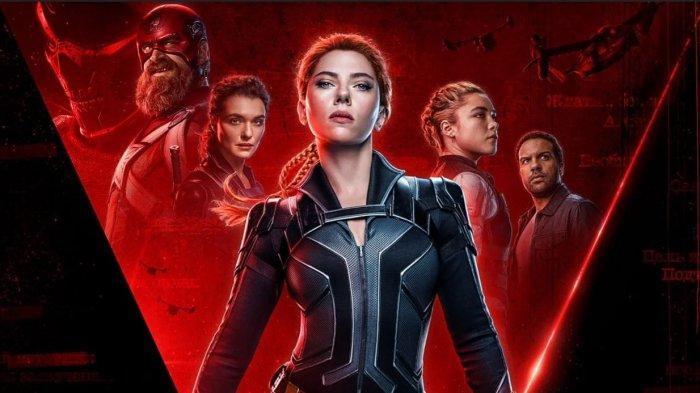Gara-gara Virus Corona, Film Black Widow Resmi Mundur 6 Bulan, Rilis 6 November Mendatang