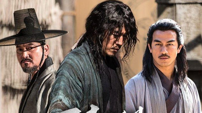 Sinopsis Film Korea The Swordsman: Dibintangi Jang Hyuk dan Joe Taslim
