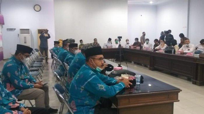 Muhibah di Poso, FKUB Kumpulkan Majelis Keagamaan di Kantor Bupati