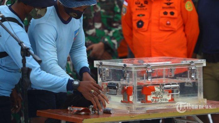 Mengenal FDR dan CVR, Dua Bagian Black Box yang Ditemukan di Pesawat Sriwijaya Air SJ182