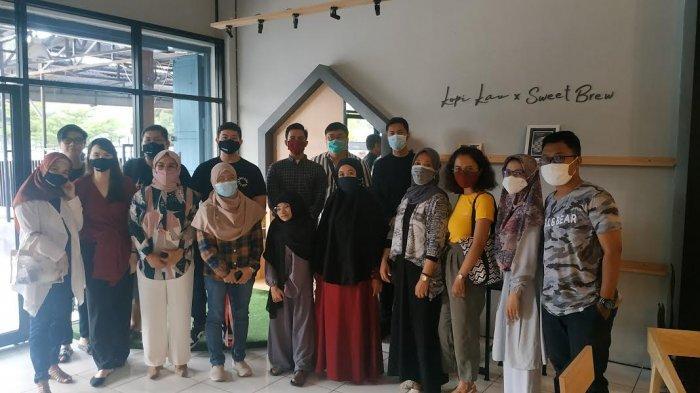 Pengusaha UMKM, Komunitas Foodgrammer dan Traveling Sambut Tribun di Sulteng