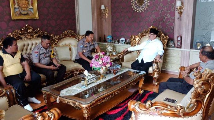 FKUB Sulteng dan Polda Sulteng Bahas Keamanan Jelang Pilkada 2020