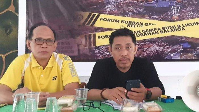 Palu Hari Ini: Warga Korban Likuifaksi Balaroa Ancam Dirikan Kamp di Kantor Wali Kota Palu