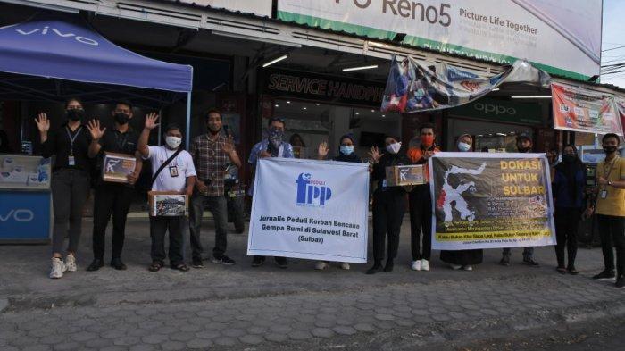 FPP Gandeng Aktivis Sosial Galang Dana Bantu Korban Gempa Sulbar