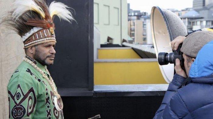 Sosok Benny Wenda yang Kukuhkan Diri sebagai Presiden Papua Barat, Kini Mengemis ke Negara Lain