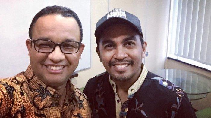 Kenang Sosok Glenn Fredly, Anies Baswedan: Karya dan Suaranya akan Selalu Bersama Indonesia