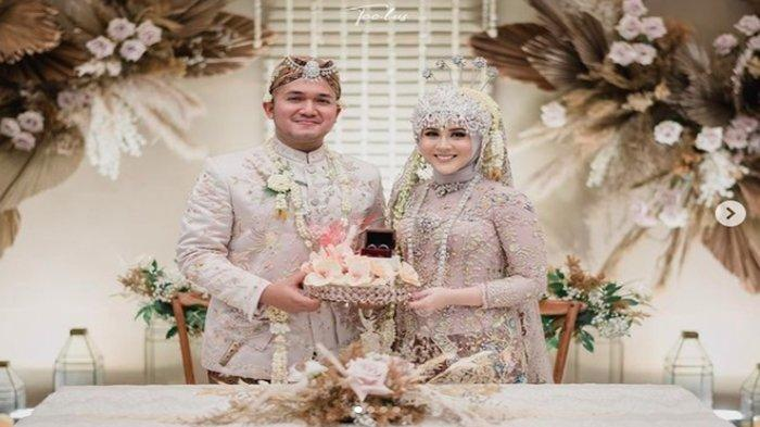 Kesha Ratuliu Ungkap Keseruan Gelar Resepsi Pernikahan di Tengah Pandemi COvid-19