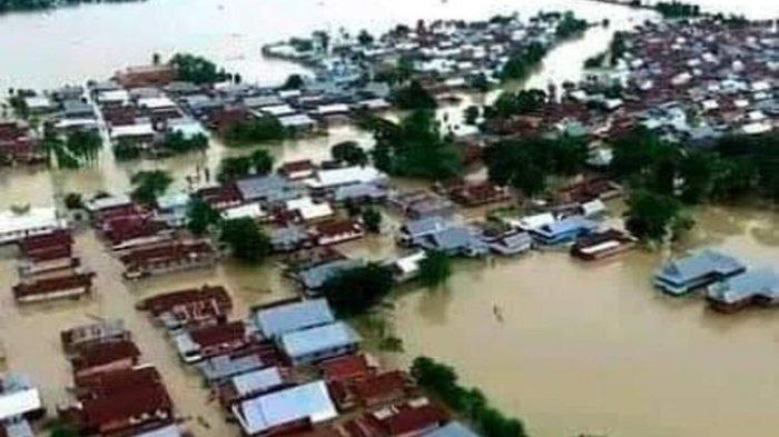 Update Banjir Luwu Utara: Hingga Jumat Malam Korban Capai 35 Orang, 1 Masih Hilang