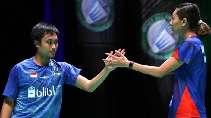 Update Hasil Jepang Open 2019: Hafiz/Gloria dan Praveen/Melati Berhasil Kantongi Tiket Babak Kedua