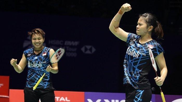 Update Hasil Jepang Open 2019: Tommy Sugiarto dan Greysia/Apriyani Lanjut ke Perempat Final